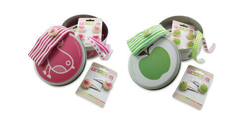 Penny Scallan hair accessories tins