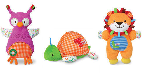 Smarty Kids toys from Button Baby