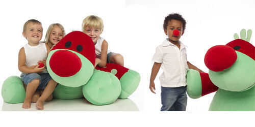 Get ready for Red Nose Day - June 24, 2011