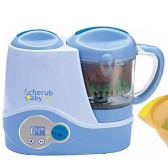 Cherub Baby 4 in 1 baby food preparation unit