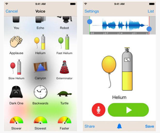 App Review: Voice Changer Plus