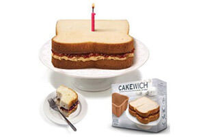 FRED 'Cakewich' cake mould