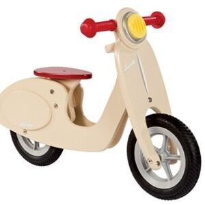 Janod wooden scooter