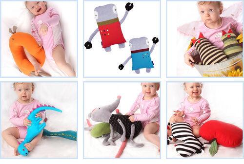 Kalimba handmade soft toys