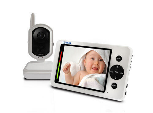 Luvion Grand Elite digital video baby monitor