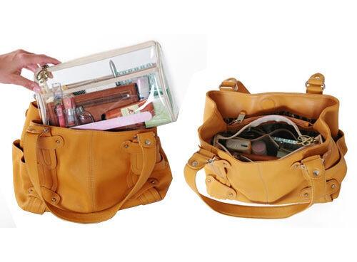 Borne Naked handbag liners