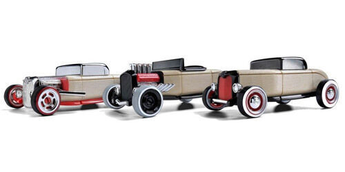 Mini Automoblox Hot Rods