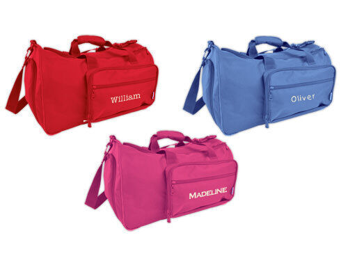 Stuck On You personalised sports bags / overnight bags