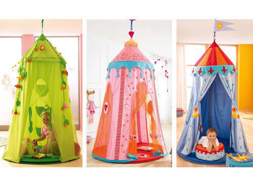 Haba children's play tents