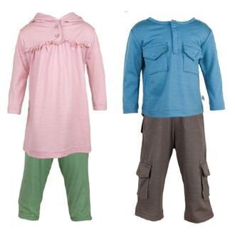 Willy Wagtail merino kids' clothing