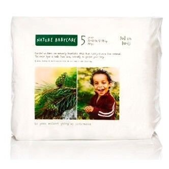Nature babycare pull-on nappy pants