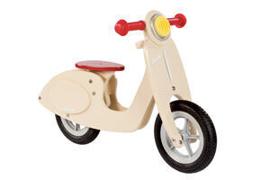 vanilla-scooter