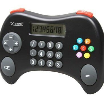 X-cool gaming console calculator