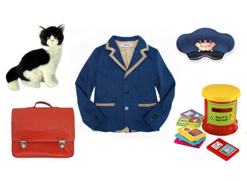 Postman Pat outfit - Happy Birthday Postman Pat!