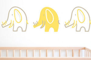 41 Orchard Wall Stickers