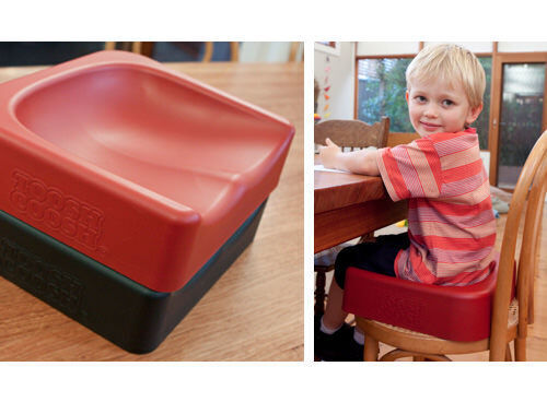 Toosh Coosh kids' support booster seat
