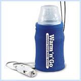 Sunshine Kids Warm & Go portable bottle warmer