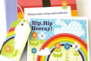 Fill-in party invitation sets by KaytJane Designs | Mum's Grapevine