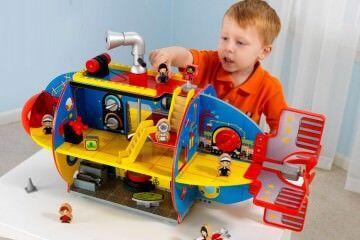 Kidkraft Fun Explorers Submarine Play Set