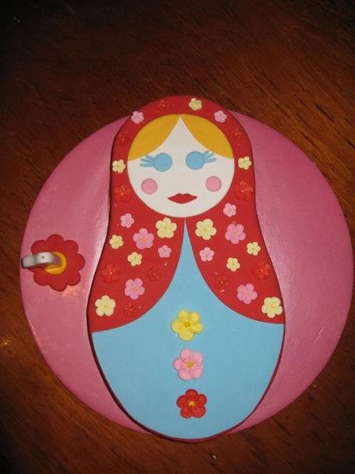 Babushka cake by Rosa Minniti D'Ang