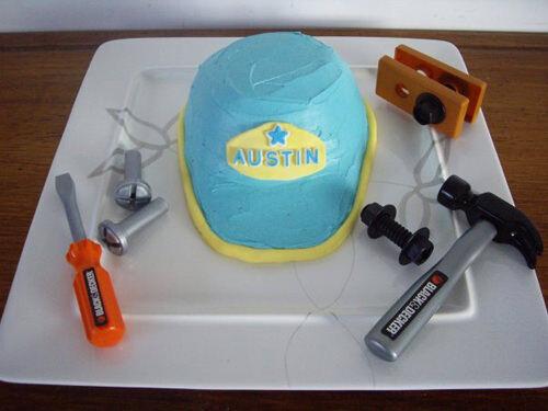 Buildre cake by Keren Franks