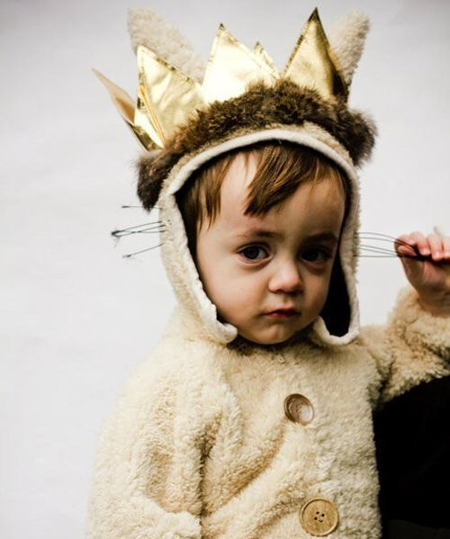 Kids' costumes: Max from Where the Wild Things Are