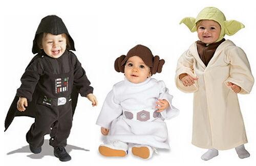 Kids' costumes: Star Wars