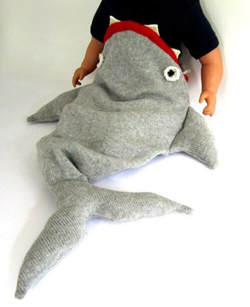 how to make a shark costume at home
