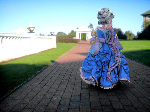 Kids' costumes: Marie Antoinette