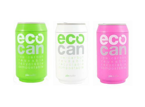 Eco Can reusable insulated drink cup