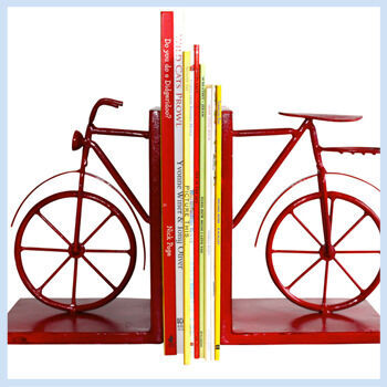 hunters-hut-bicycle-bookend