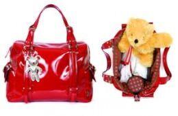 Red Il Tutto Nappy Bag