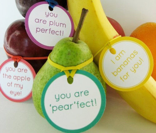 Kids food: lunchbox notes