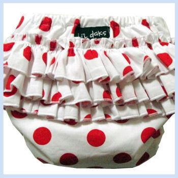 Li'l Daks modern cloth nappies