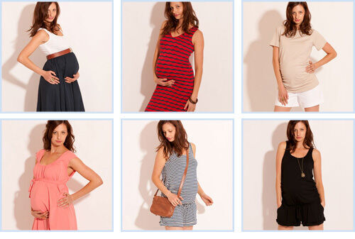 Oska Maternity summer collection