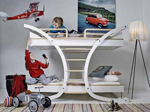 Bunk bed by Mimondo