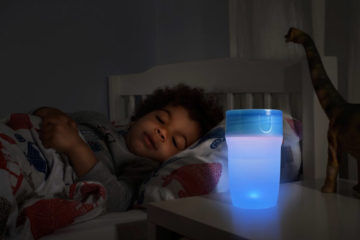 LiteCup nightlight and cup in one