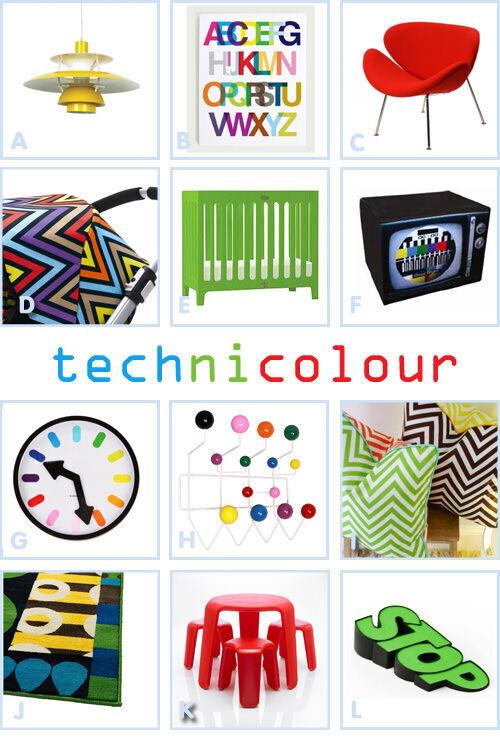 Technicolour!