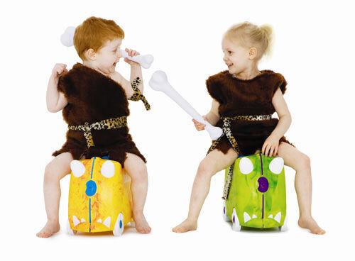 Trunkisaurus Dinosaur Trunki Kids Suitcases