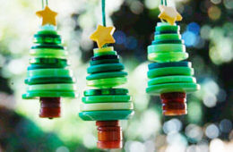 25 fabulous Christmas crafts for the festive season | Mum's Grapevine