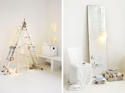 Christmas decor: for renovators