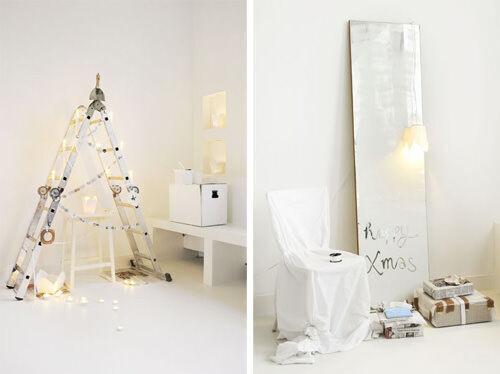 Christmas decor: for renovators