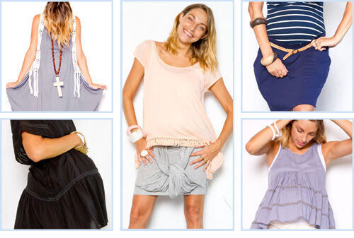 Fillyboo summer 2011 maternity collection