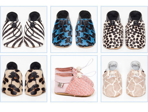 Love Luck & Wonder baby shoes