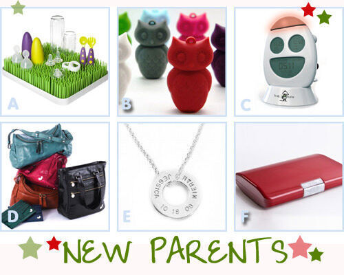 top christmas gifts for new parents