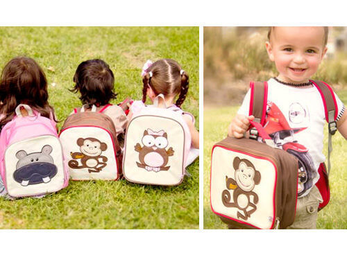Woddlers toddler backpacks and lunchboxes