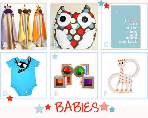 Top Christmas gifts for babies