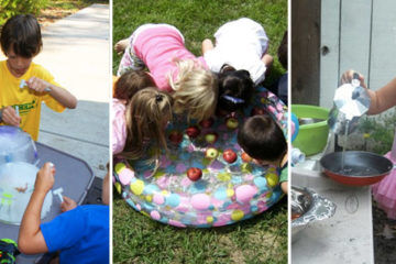 Kids summer activities to keep cool