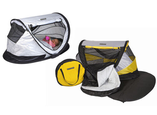 Childcare 'Travel Dome' port-a-cot