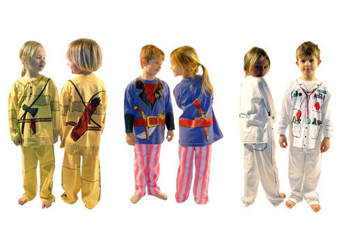 Play\'n\'wear pyjama playsuits